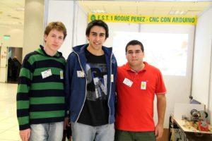 Los alumnos de la EEST 1 participaran de Tecnicamente en Tucumán