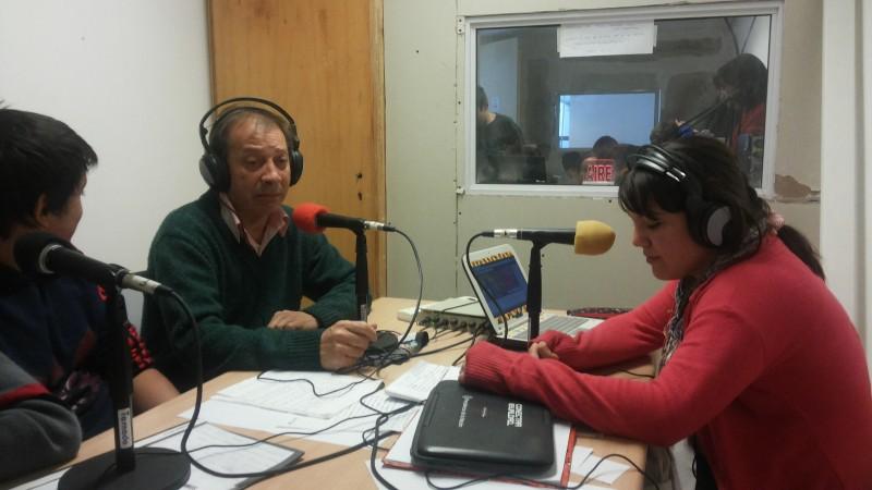 Mucho por hacer, entrevista a Jorge Rodriguez