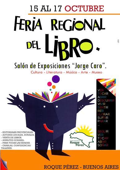 Comienza la Feria del Libro en Roque Pérez