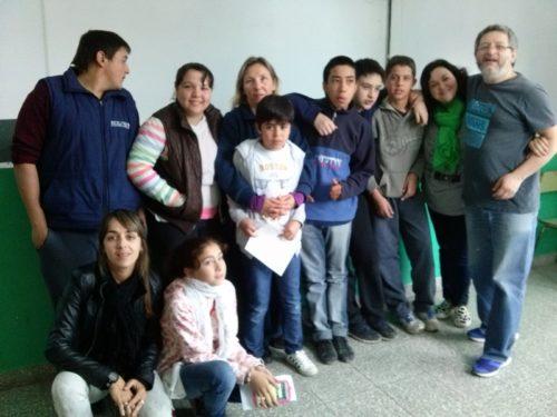 «Beguerie es mi desafío» dijo la directora de la EES N° 5, Jaqueline Saracini