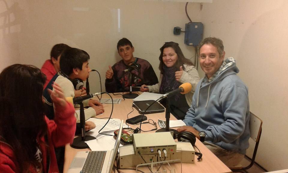 Raúl Banegas en Radio ECO