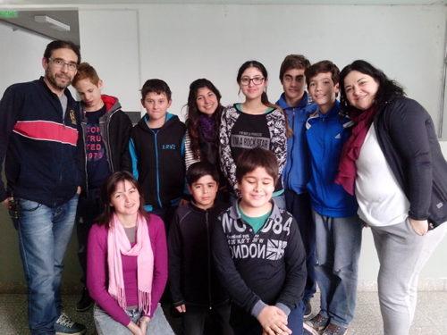 Leandro López paso por Radio ECO