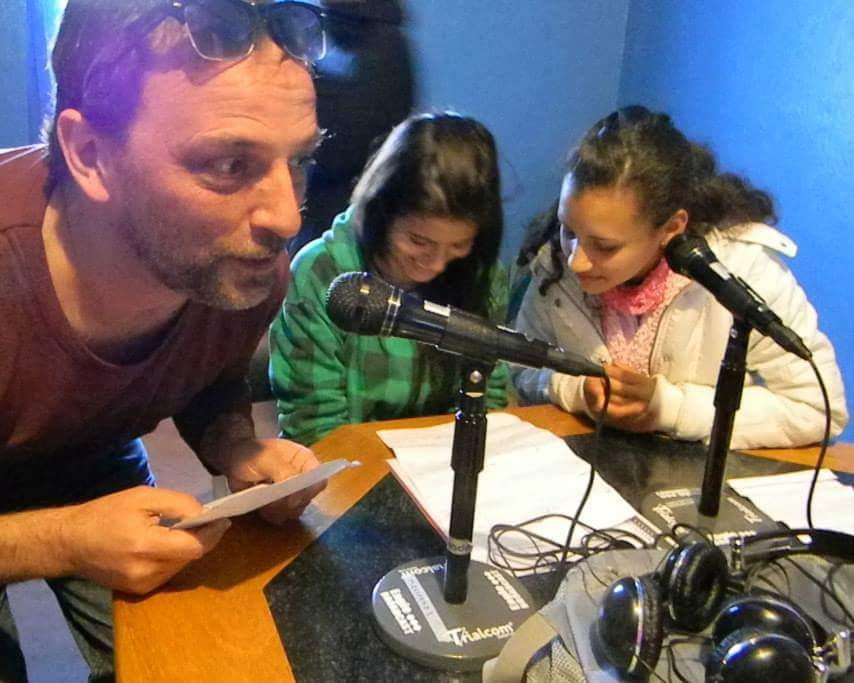 Celebramos el Dia de la radiodifusión argentina en Radio ECO con invitados de 1ra.