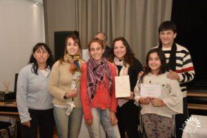 Los alumnos de Radio ECO fueron reconocidos por el Municipio