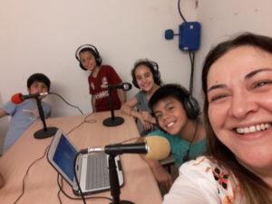 La Escuela de Estética se sumó a Radio E.C.O